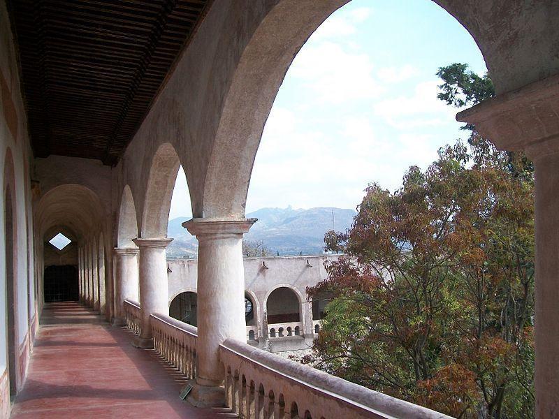 Монастырь Актопан