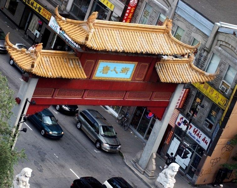 Китайский квартал, Монреаль