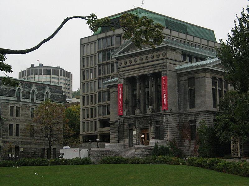 Университет МакГилла, Монреаль