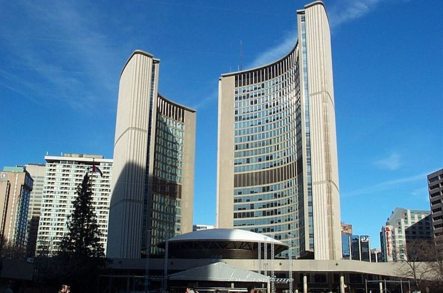 Ратуша, Торонто
