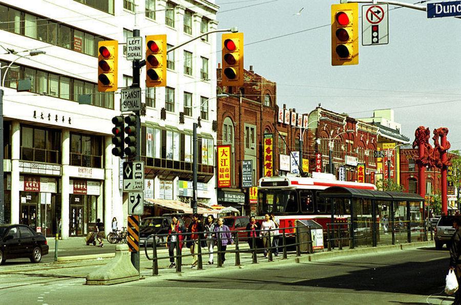 Чайнатаун, Торонто