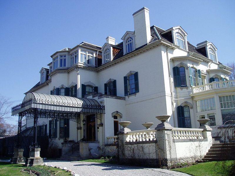 Музей Спадина, исторический дом и сады