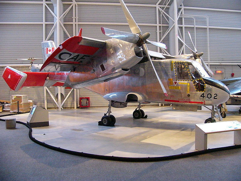 Музей авиации Канады