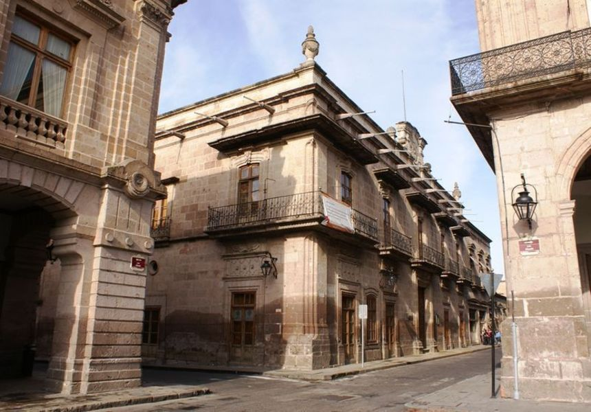 Региональный музей Мичоакана