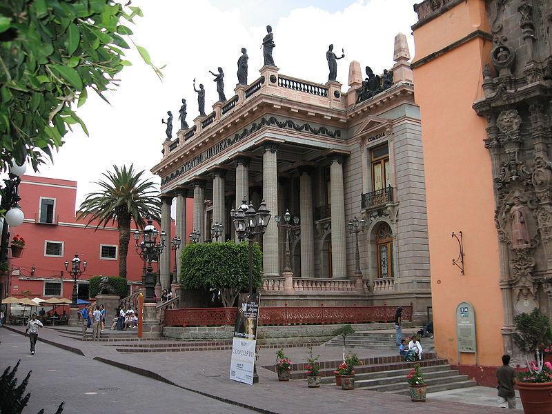 Театр Хуарес