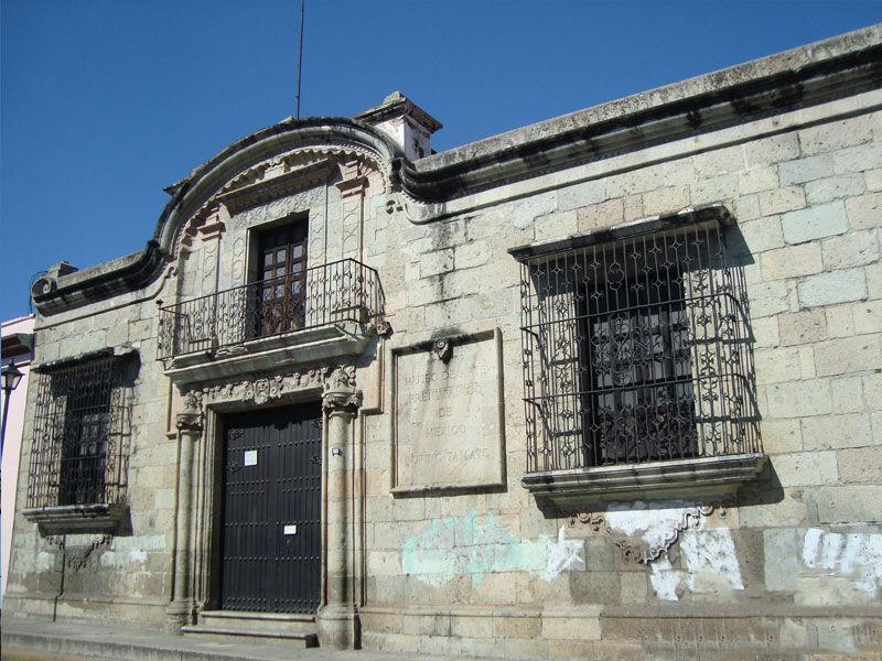 Музей Руфино Тамайо в Оахаке