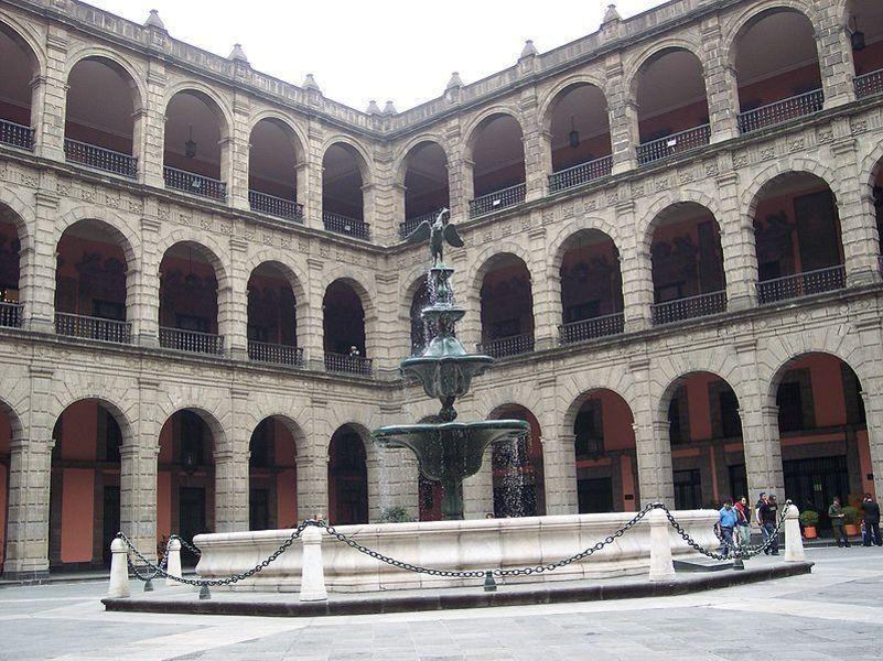 Национальный дворец