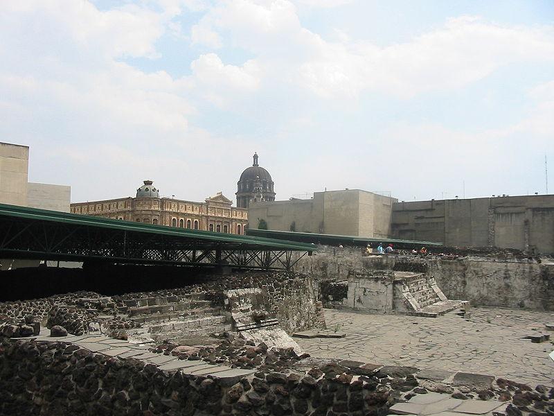 Главный храм, Мехико