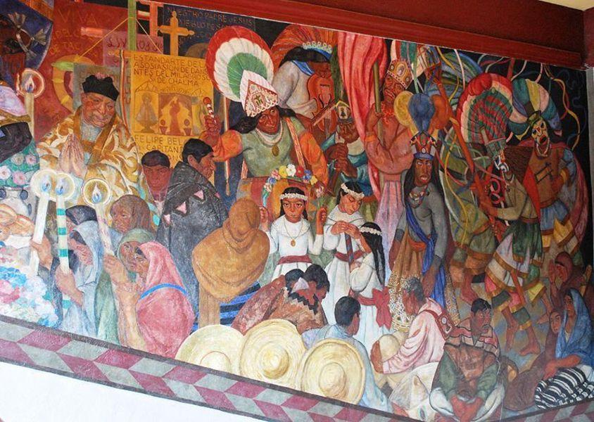 Бывшая семинария Сан-Ильдефонсо