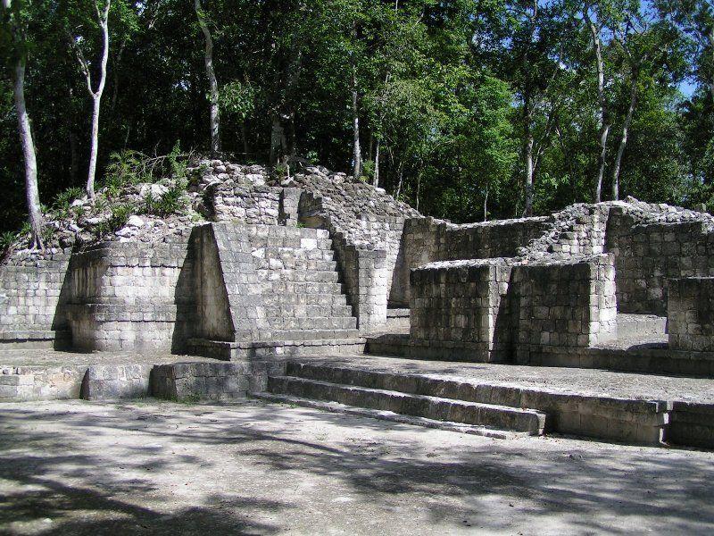 Археологические площадки Рио-Бек