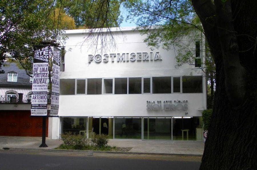 Дом-музей искусства Сикейроса