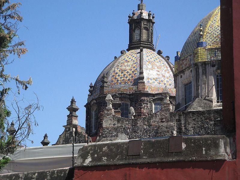 Монастырь Сан-Анхело-Мартир