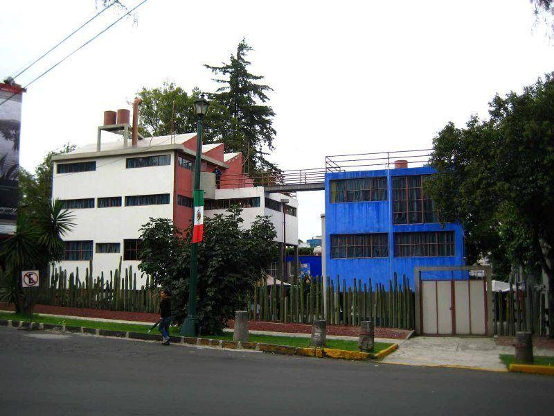 Дом-музей Диего Риверы