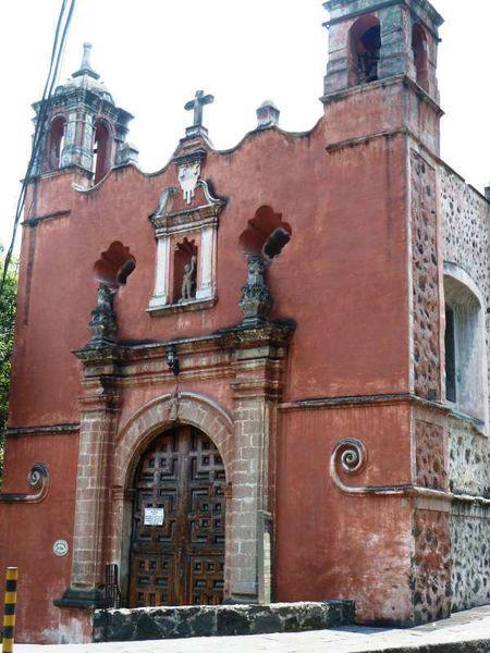 Часовня Сан-Антонио Пансакола