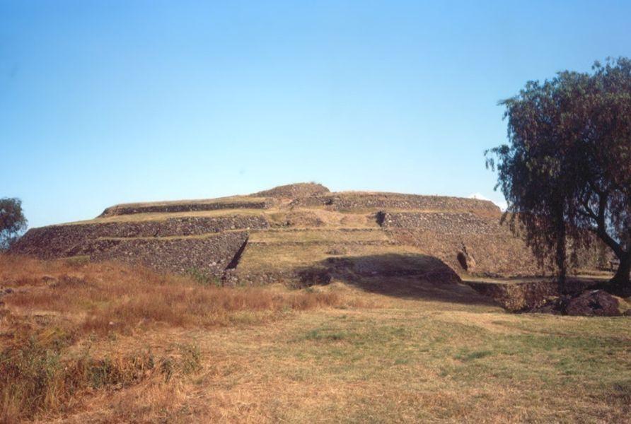 Пирамида в Куикуилько