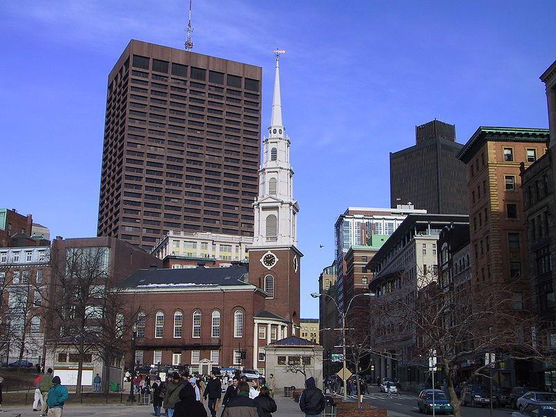 Церковь на Парк-стрит