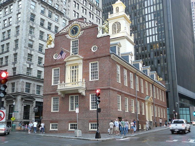 Старое здание собрания штата