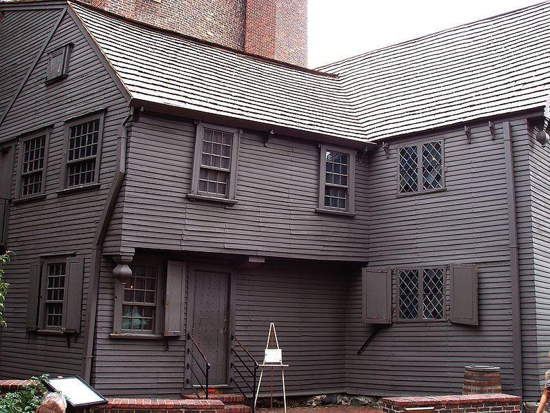 Дом Поля Ревера