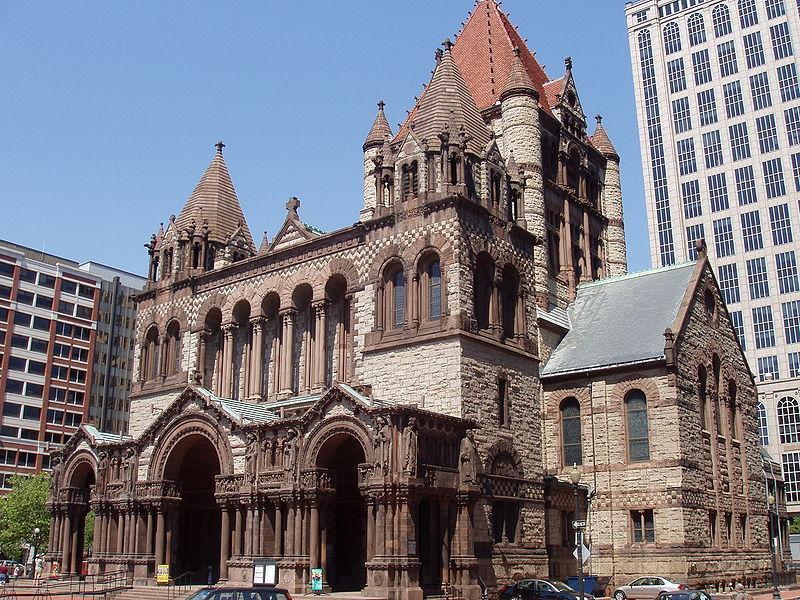 Церковь Троицы