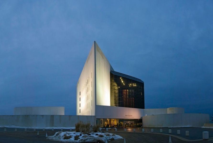 Библиотека и музей Джона Ф. Кеннеди