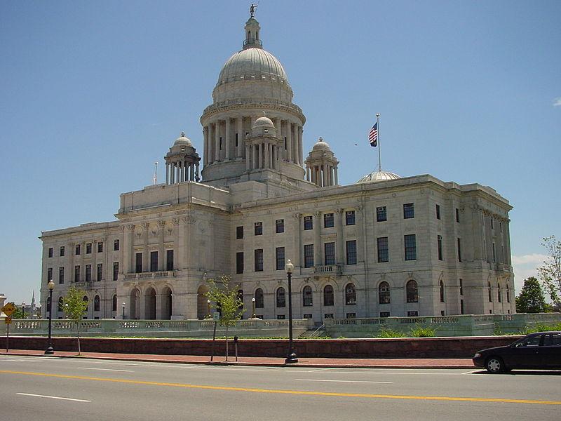 Здание законодательного собрания штата Род-Айленд