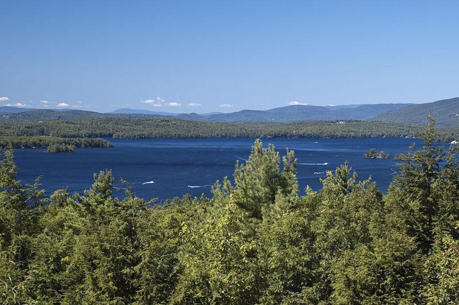 Озеро Уиннипесоки