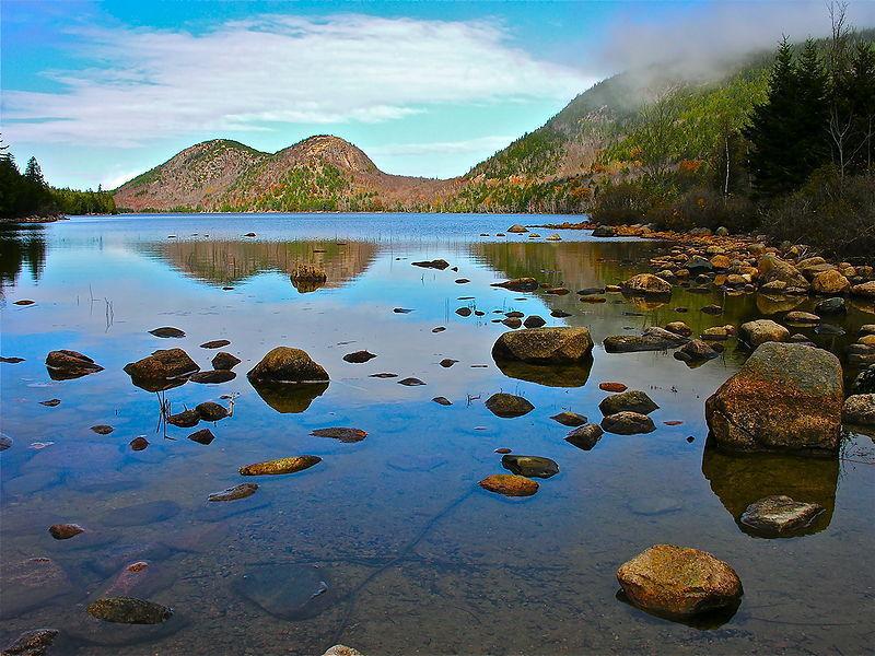 Национальный парк Акадия