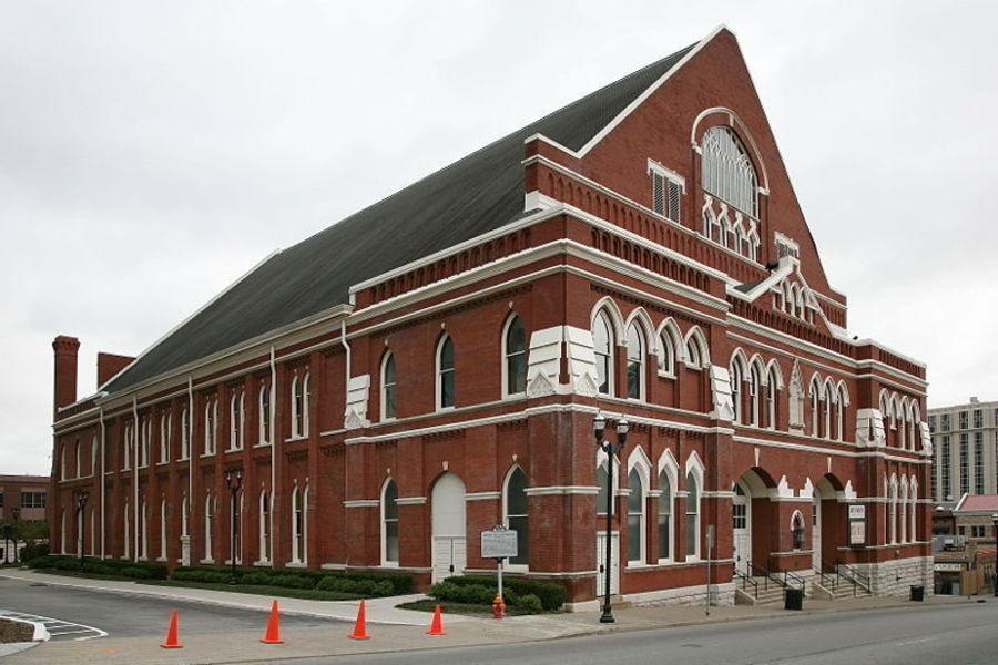 Концертный зал Раймана