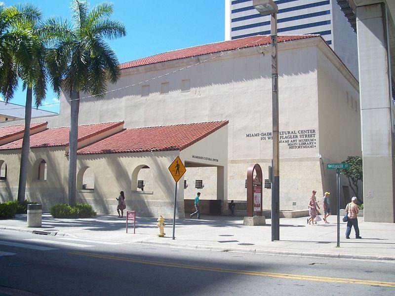 Культурный центр Майами-Дэйд
