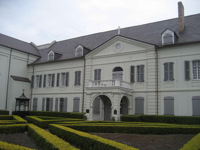 Старый монастырь Св. Урсулы