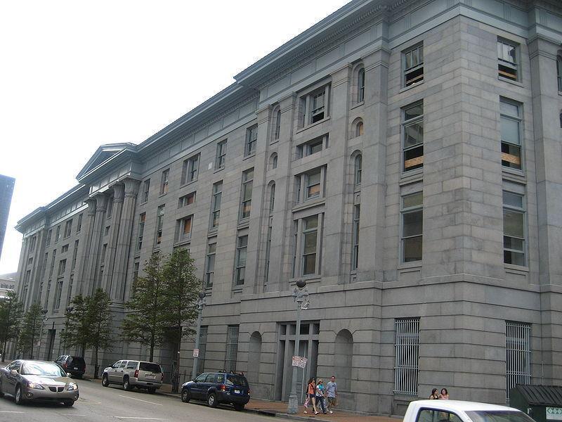 Здание таможни