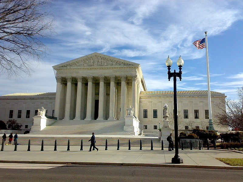 Верховный суд, Вашингтон