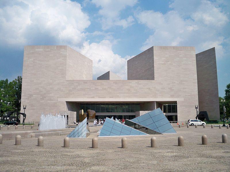 Национальная художественная галерея, Вашингтон