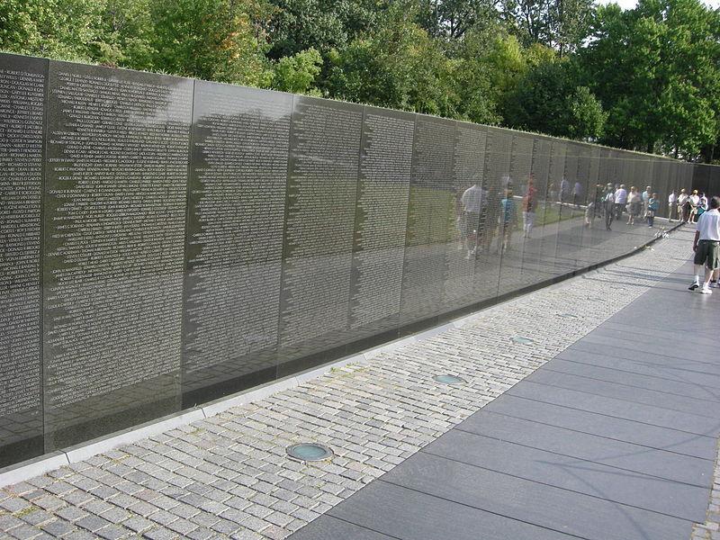 Мемориал ветеранов Вьетнамской войны