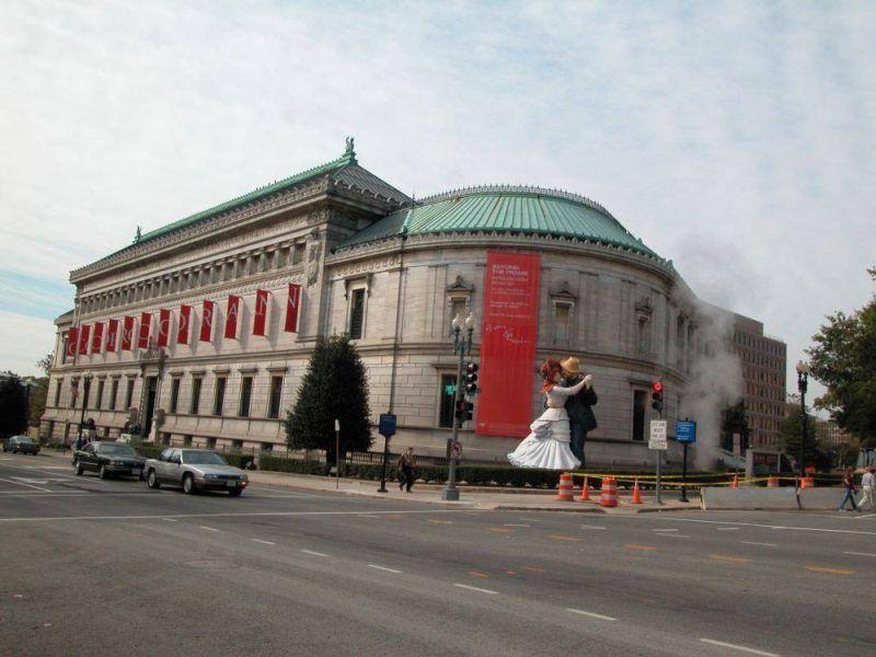 Художественная галерея Коркорана