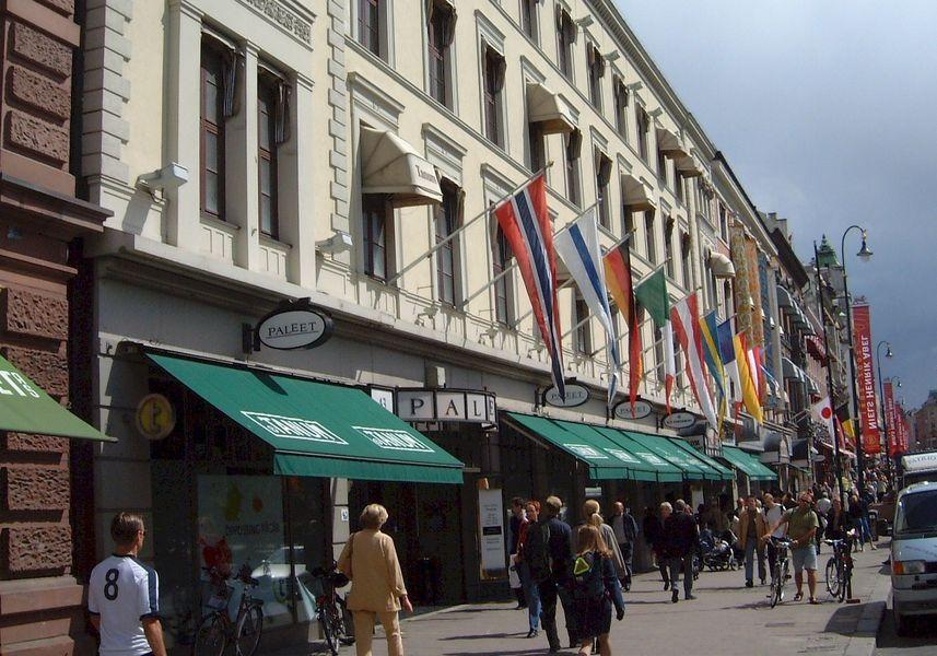 Paleet Shopping Center