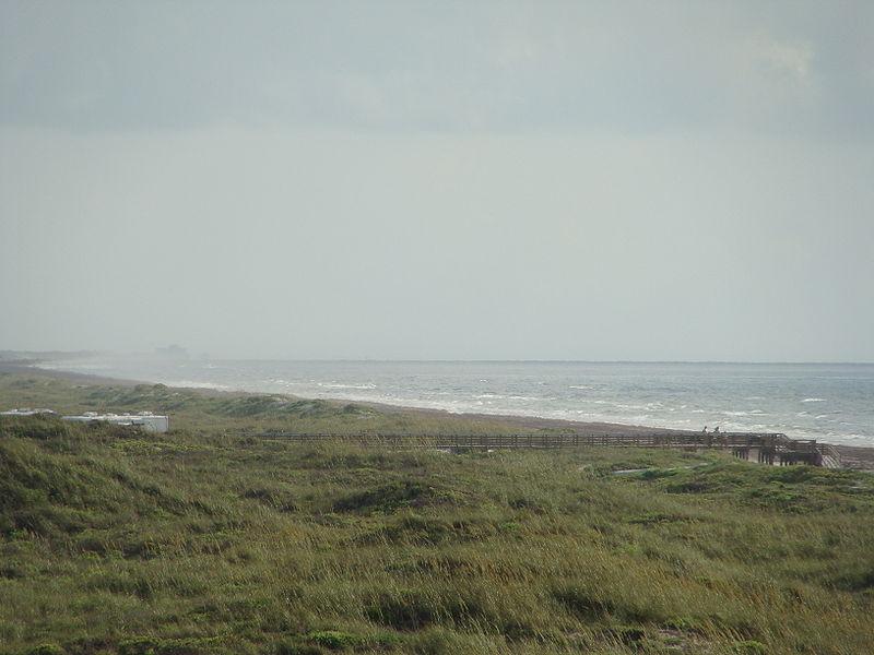 Национальное морское побережье острова Падре