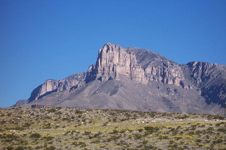 Национальный парк Горы Гуаделупе