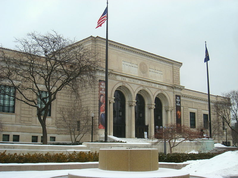 Институт изобразительных искусств Детройта