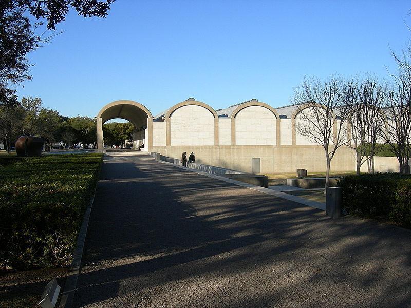 Музей искусств Кимбелла