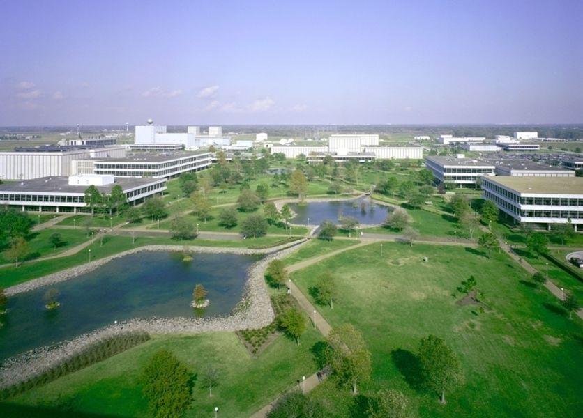 Космический центр Хьюстон
