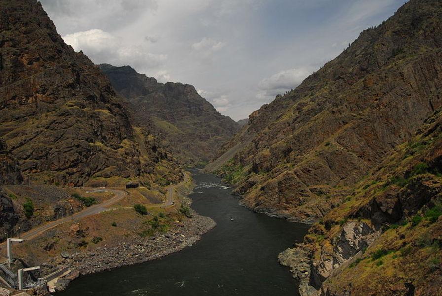 Национальный заповедник Хеллс-каньон