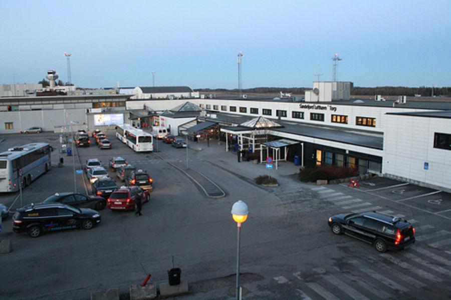 Аэропорт Торп