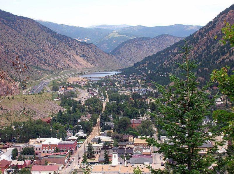 Джорджтаун, Штат Колорадо