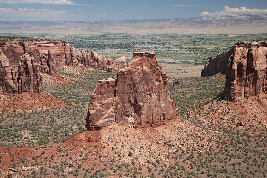 Национальный памятник Колорадо