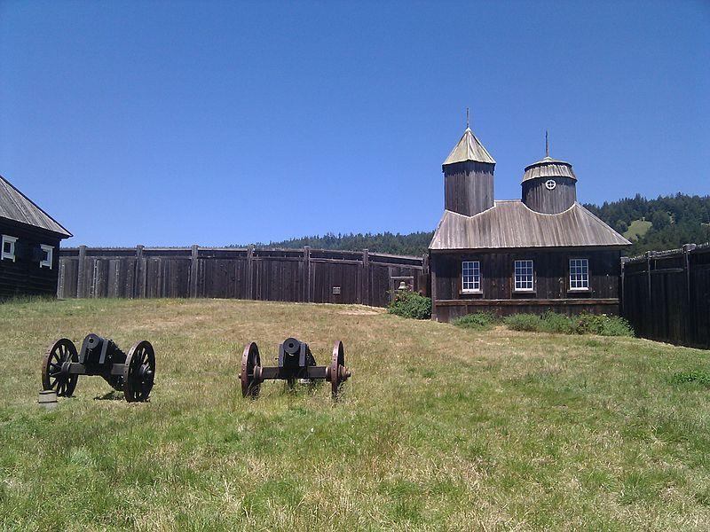 Государственный парк Форт Росс