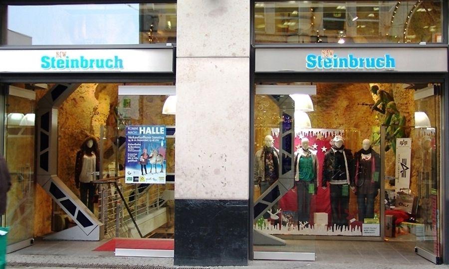New Steinbruch Halle