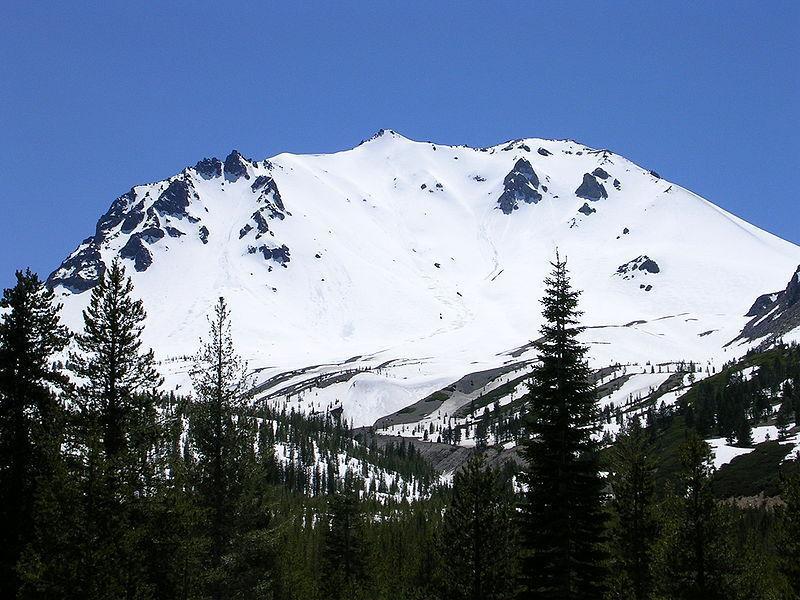 Вулканический парк Лассен