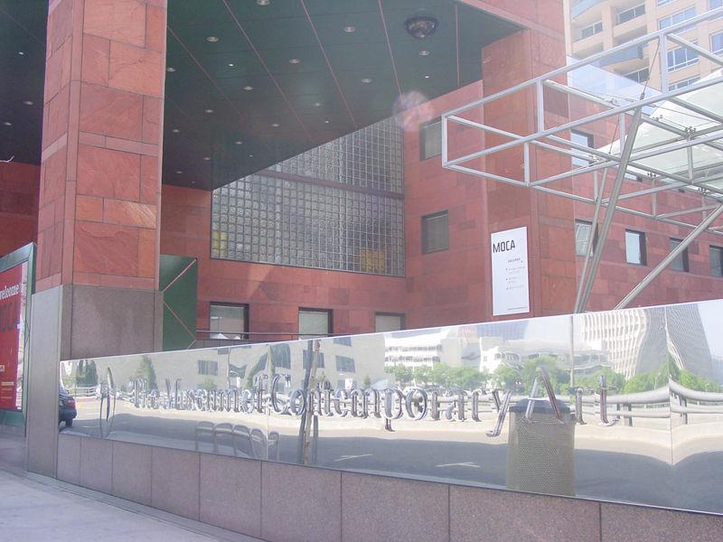 Музей современного искусства, Лос-Анджелес