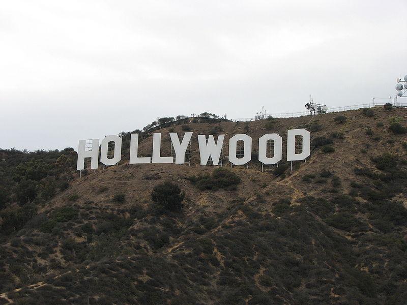 Вывеска «Голливуд»